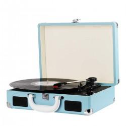 Retro-Schallplattenspieler...