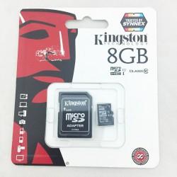 Micro-SD-Karte Kingston 8...