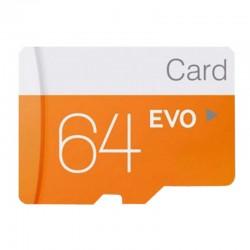 Micro-SD-Karte 64 GB mit...
